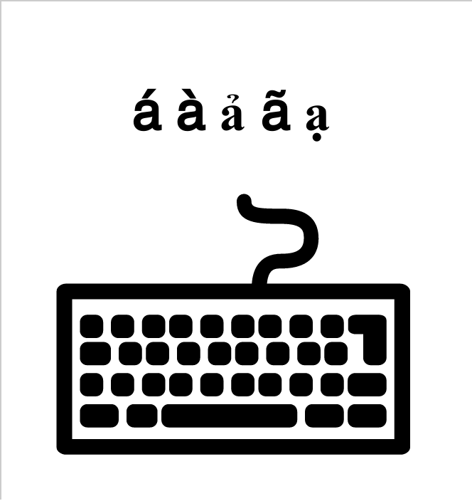 Vietnamese Keyboard And How To Write Accents
