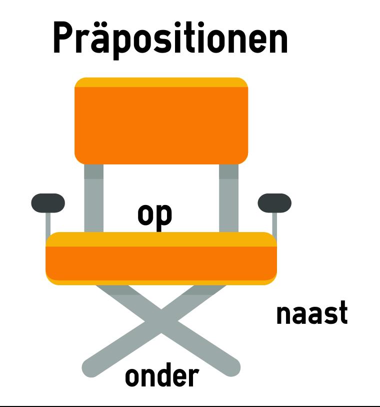 Präpositionen Niederländisch